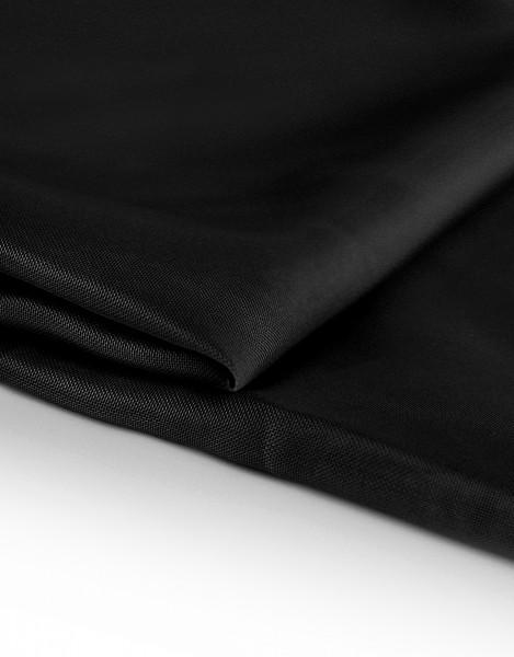Voile Dekostoff schwarz 310cm breit | Trevira CS | 100% Polyester 45g/m² B1