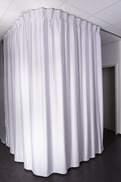 Trennvorhang Conference - 3000g/m² - CS Verdunklungssatin