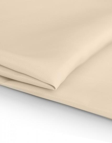 Kristall Dekostoff champagner 300cm breit | 100% Polyester 85g/m² B1