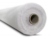 Dekomolton 130g/m² weiß B1 260cm breit | Rolle 50m