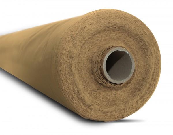 Dekomolton 130g/m² beige B1 260cm breit | Rolle 50m