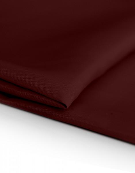 Kristall Dekostoff weinrot 300cm breit | 100% Polyester 85g/m² B1