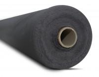 Dekomolton 130g/m² mausgrau B1 260cm breit | Rolle 50m