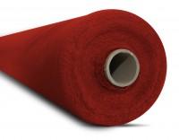 Dekomolton 130g/m² rot B1 260cm breit | Rolle 50m
