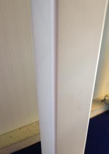 Traversenverkleidung 1lfm bis 1.60m Umfang mit Klettverschluss