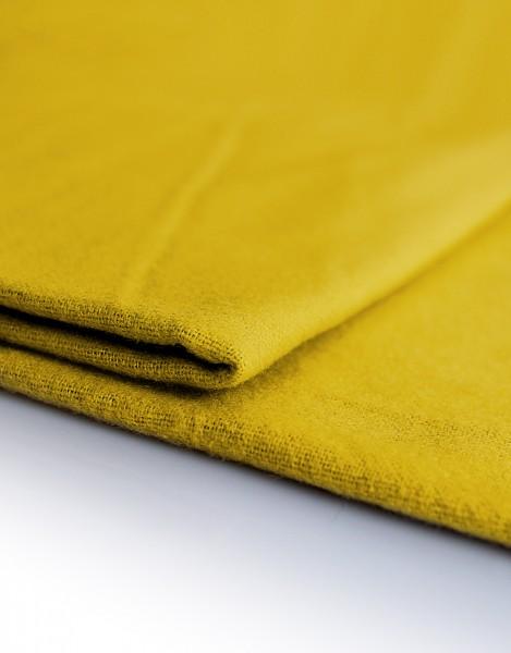 Dekomolton 165g/m², gelb, 300cm breit