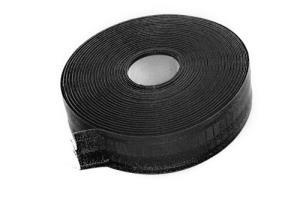 Bühnenband / Faltenband schwarz