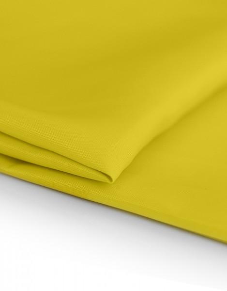 Kristall Dekostoff gelb 300cm breit | 100% Polyester 85g/m² B1