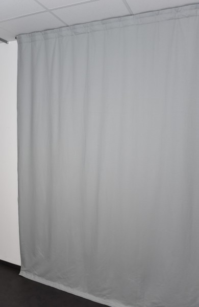 Akustikvorhang + Isolation LS5 - 2400g/m² - B1 gesäumt