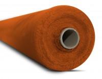 Dekomolton 130g/m² orange B1 260cm breit | Rolle 50m