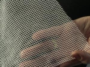 Gitternetz CS 500 weiß