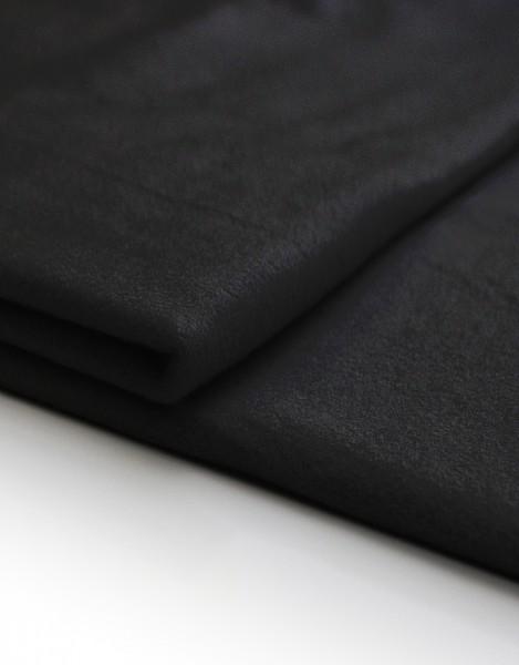 Kalmuk, schwarz , 300cm breit
