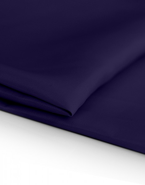 Kristall Dekostoff blau 300cm breit | 100% Polyester 85g/m² B1
