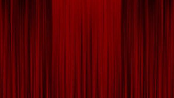 Bühnenvorhang - Frontvorhang B1 Bühnensamt 320g 2,80 x 3 Meter