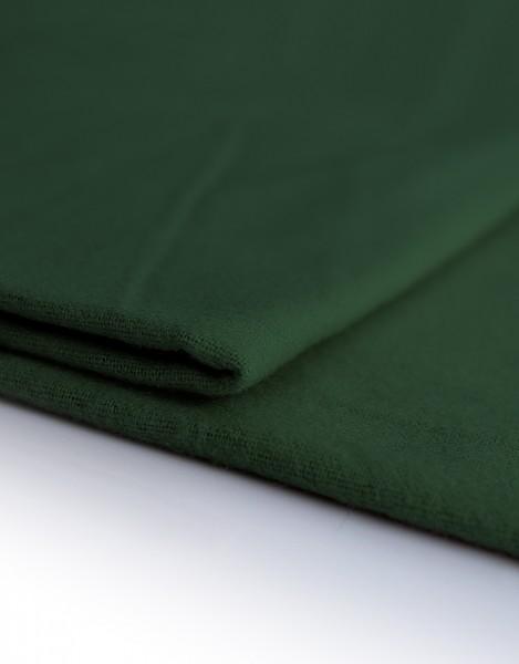 Dekomolton 165g/m² dunkelgrün B1 300cm breit
