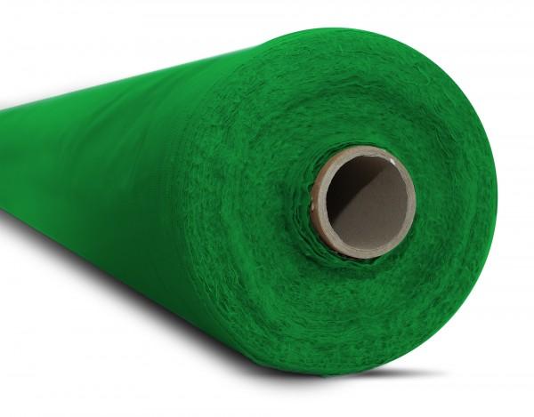 Dekomolton 130g/m² grün B1 260cm breit | Rolle 50m