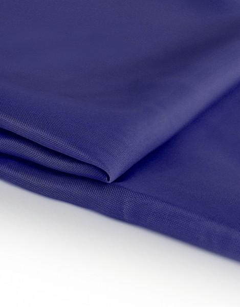 Voile Dekostoff blau 310cm breit | Trevira CS | 100% Polyester 45g/m² B1