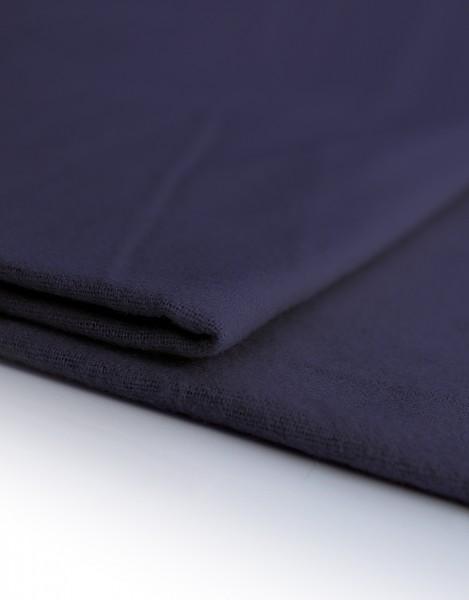 Dekomolton 165g/m² dunkelblau B1 300cm breit